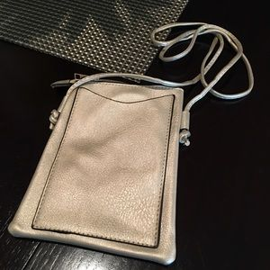 Small Gold Shoulder Bag